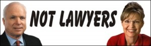 Lawyers & Not Lawyers 2