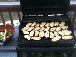 Grillin' Taters